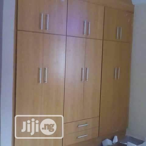 Standard Wardrobe 8ft By 12ft | Furniture for sale in Mushin, Lagos State, Nigeria