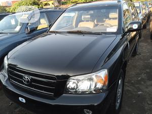 Toyota Highlander 2006 Limited V6 4x4 Black   Cars for sale in Lagos State, Apapa