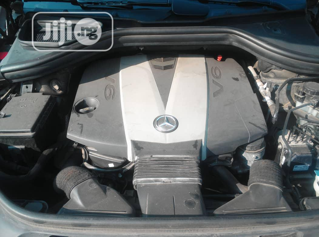 Mercedes-Benz M Class 2012 Black   Cars for sale in Victoria Island, Lagos State, Nigeria