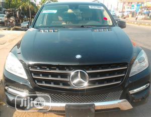 Mercedes-Benz M Class 2012 Black | Cars for sale in Lagos State, Victoria Island