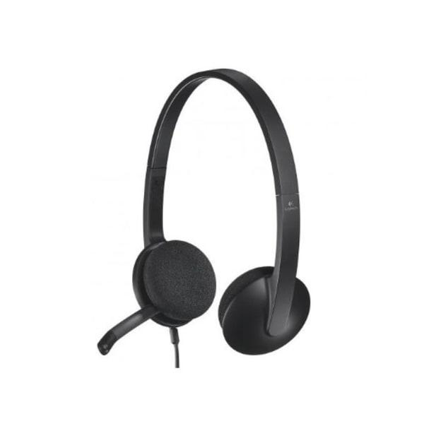 Logitech Usb Stereo Headset H340 For Windows And Mac