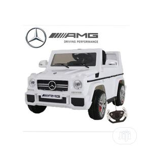 G Wagon Classic Car White Toy | Toys for sale in Lagos State, Maryland