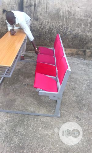 Auditorium /Lecture Hall Collapsible With Chair(4seater) | Furniture for sale in Lagos State, Ojo