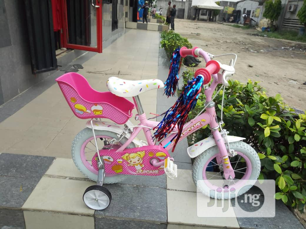 Cup Cake Children Bicycle
