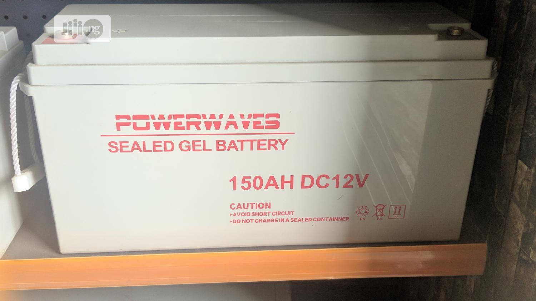 Archive: 150ah 12v Battery
