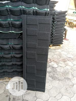 Sylverkings Plain Black Shingle Stone Coated Roofing Sheet.   Building Materials for sale in Lagos State, Ajah