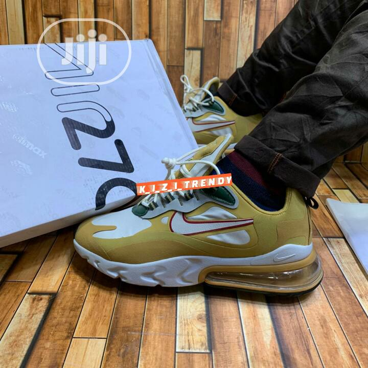 Archive: Nike Airmax 270 React Sneakers
