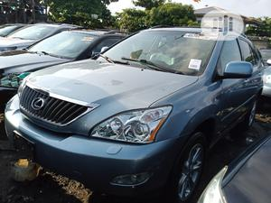 Lexus RX 2008 350 XE 4x4 Gray   Cars for sale in Lagos State, Apapa