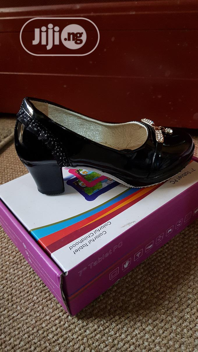 Archive: Girl Black Dress Shoe