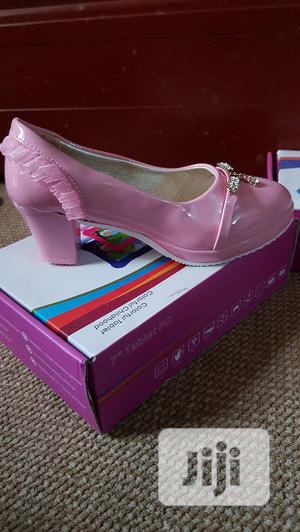 Girl Dress Pink Cute Shoe | Children's Shoes for sale in Lagos State, Isolo