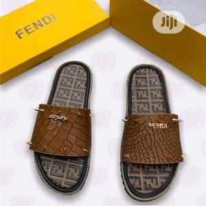 FENDI Louis Vuitton Pam Slipas | Shoes for sale in Lagos State, Lagos Island (Eko)