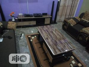 Imported Durable Adjustable TV Stand With Center Table | Furniture for sale in Lagos State, Ikeja