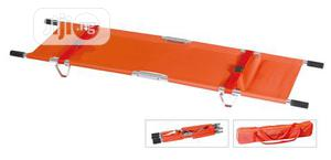 Fold Aluminum Alloy Folding Stretcher   Medical Supplies & Equipment for sale in Lagos State, Ikeja