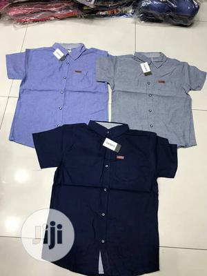 Boys Cotton Shirts | Children's Clothing for sale in Abuja (FCT) State, Kubwa