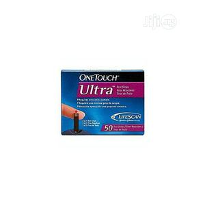 Onetouch Ultra Test Strips - 50 Strips   Medical Supplies & Equipment for sale in Lagos State, Ajah