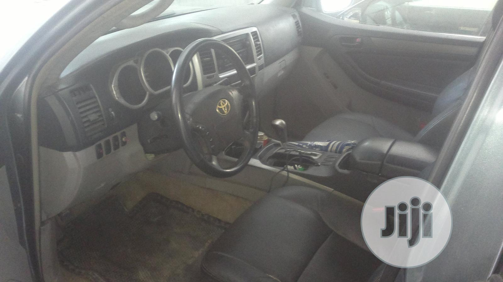 Toyota 4-Runner 2003 4.7 Gray | Cars for sale in Victoria Island, Lagos State, Nigeria