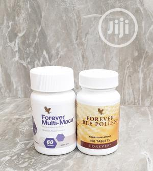 Forever Multi-maca & Bee Pollen Erectile Dysfunction/ Libido | Sexual Wellness for sale in Lagos State, Victoria Island