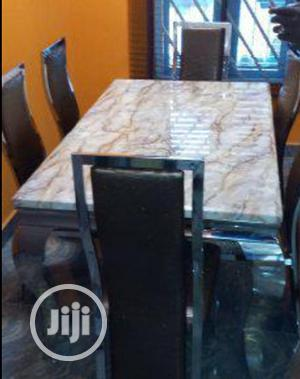 Affordable Marble Dining Table | Furniture for sale in Lagos State, Ikotun/Igando
