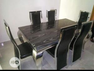 Quality Imported Marble Dining Table | Furniture for sale in Lagos State