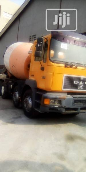 Mark Mixer And Man Desire Truck For Sale With A Good Prizes   Trucks & Trailers for sale in Lagos State, Amuwo-Odofin