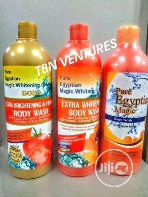 Pure Egyptian Magic Whitening Shower Gel Varieties   Bath & Body for sale in Lagos State, Amuwo-Odofin