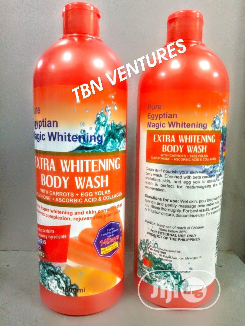 Pure Egyptian Magic Whitening Shower Gel Varieties   Bath & Body for sale in Amuwo-Odofin, Lagos State, Nigeria