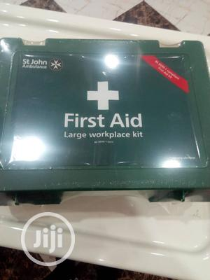 St John Ambulance Fully Equipped Large Sized First Aid Kit | Tools & Accessories for sale in Lagos State, Ikeja