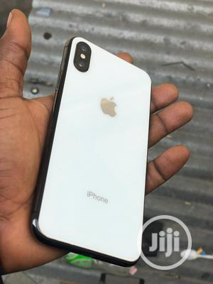 Apple iPhone X 64 GB White | Mobile Phones for sale in Rivers State, Port-Harcourt