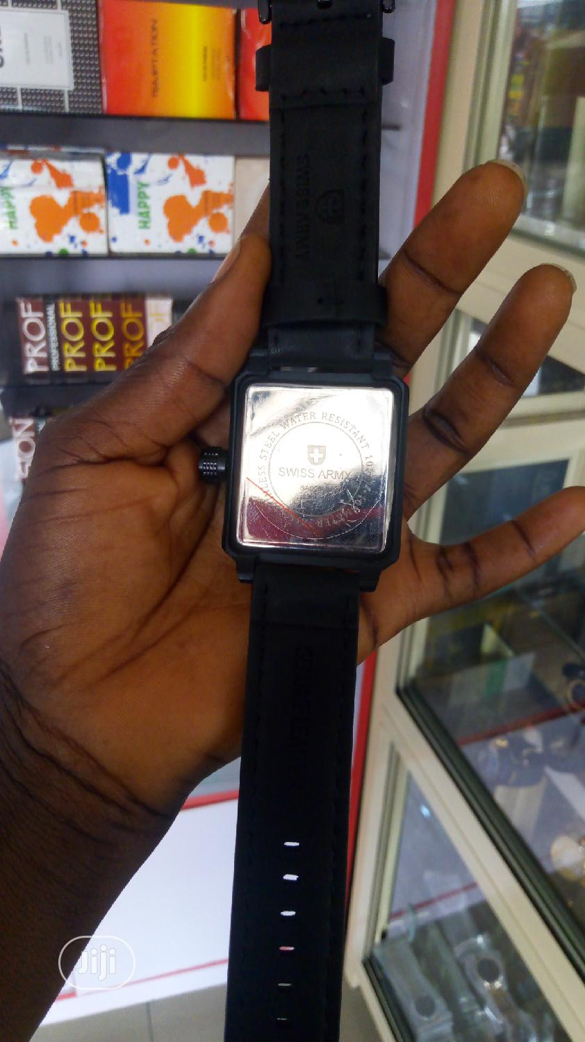 Swiss Army Leader Watch | Watches for sale in Port-Harcourt, Rivers State, Nigeria