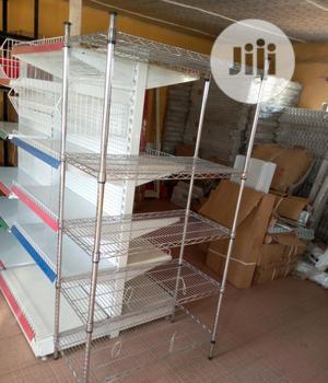 Stainless Bread Shelve Rack | Store Equipment for sale in Lagos State, Ojo