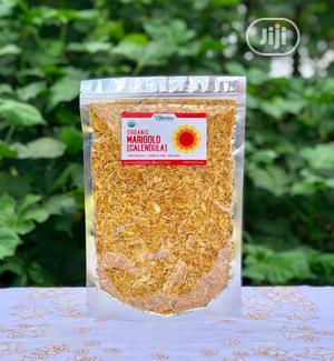 Marigold / Calendula Flower (Whole)   Vitamins & Supplements for sale in Akwa Ibom State, Uyo