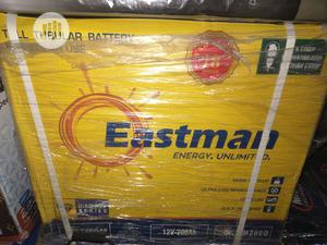 200ah/12V Eastman Tubular | Solar Energy for sale in Lagos State, Ojo