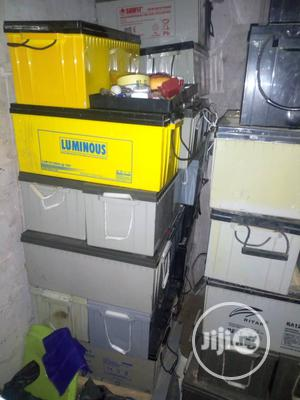 We Buy Condemned Inverter Batteries | Electrical Equipment for sale in Lagos State, Ikeja