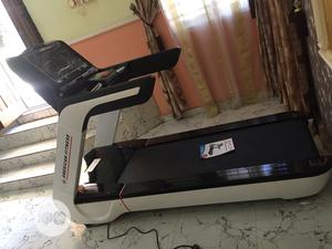 Brand New Imported American Fitness 8HP Treadmill Touch Sc. Wifi Etc | Sports Equipment for sale in Lagos State, Surulere