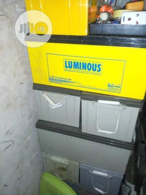 Used Solar Inverter Battery Oregun Alausa Allen Agidingbi Ogba Ikeja | Solar Energy for sale in Lagos State, Ikeja
