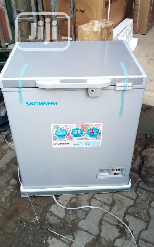 Snowsea Chest Freezer 200 | Kitchen Appliances for sale in Ojo, Lagos State, Nigeria