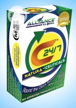 C24/7 Naturaceuticals -: 30 V-caps In 1 Blister | Vitamins & Supplements for sale in Lagos State, Yaba