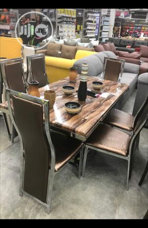 Quality Imported Marble Dining Table | Furniture for sale in Lagos State, Lekki