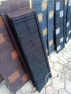 Sheet Stone Coated Shingles for Sale Today   Building Materials for sale in Lagos State, Ajah