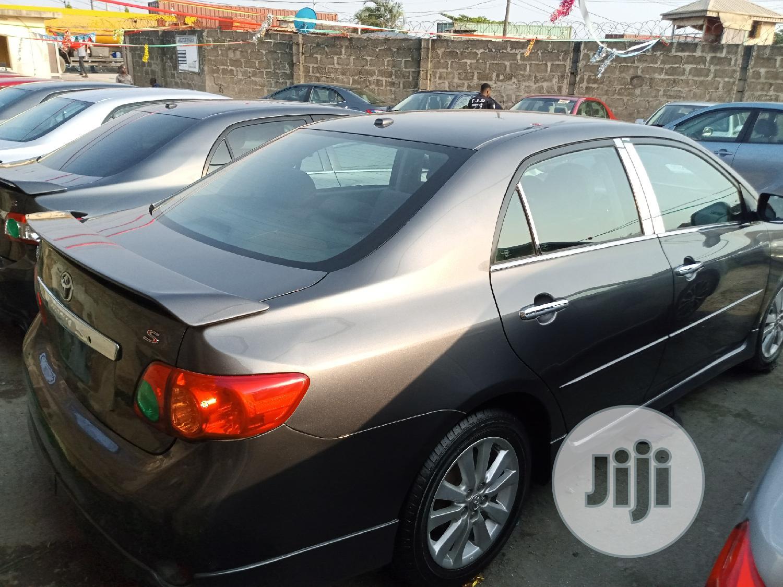 Toyota Corolla 2013 Gray   Cars for sale in Apapa, Lagos State, Nigeria