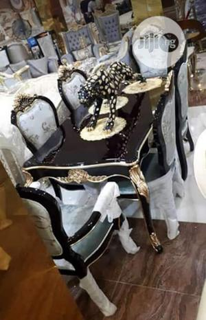 Royal Wood Dining Table | Furniture for sale in Lagos State, Ikoyi