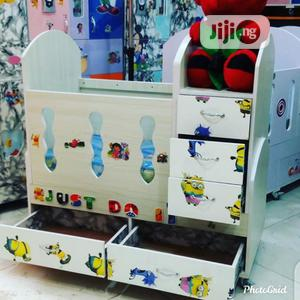 Baby Cot And Wardrobe | Children's Furniture for sale in Lagos State, Surulere