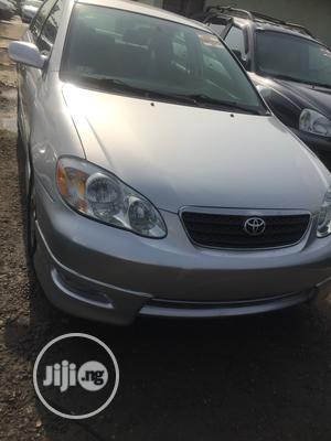 Toyota Corolla 2007 S Silver | Cars for sale in Lagos State, Ikeja