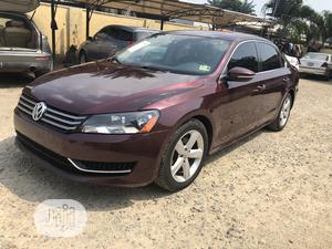 Volkswagen Passat 2012 2.5 SE Automatic Brown | Cars for sale in Lagos State, Lekki