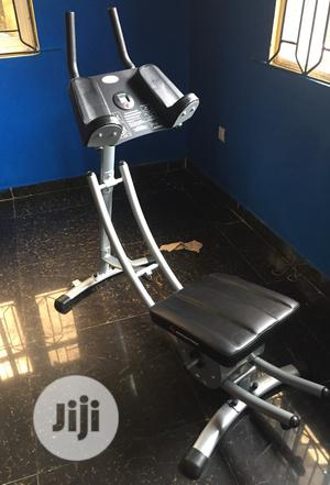 American Fitness Brand New Imported AB Coaster Machine   Sports Equipment for sale in Abuja (FCT) State, Jabi