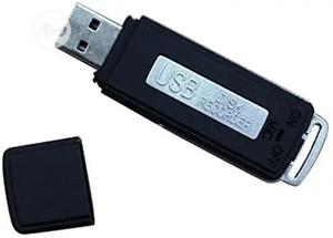 Spy-usb With Mini Hidden Audio Recorders | Accessories & Supplies for Electronics for sale in Lagos State, Ikeja