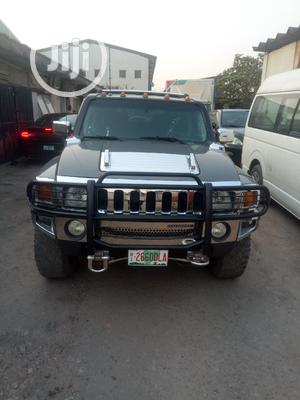 Hummer H3 2009 Gray | Cars for sale in Lagos State, Ilupeju