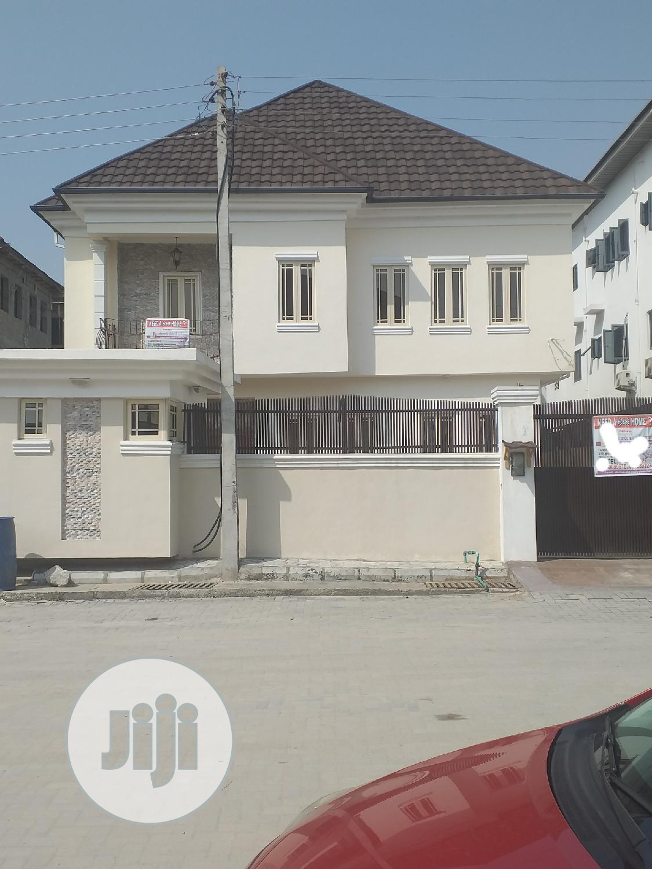 Clean & Spacious 4 Bedroom Detached Duplex For Rent At Idado Estate Lekki.