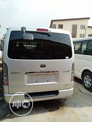 Toyota Hiace 2010 Silver | Buses & Microbuses for sale in Lagos State, Isolo