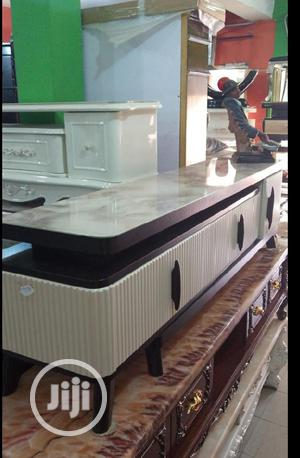 Prime Luxury TV Stand ,Brand New.   Furniture for sale in Lagos State, Lekki